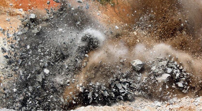Industrial Explosives